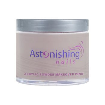 Akrylový púder kamufláž Astonishing Nails Makeover Pink Acrylic Powder