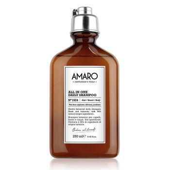 Všestranný bylinný šampón AMARO All in One Shampoo