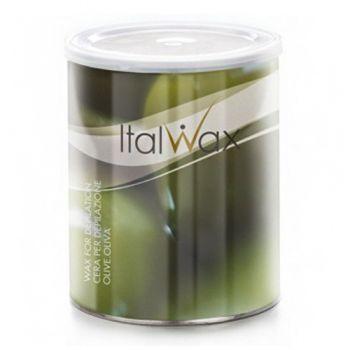 Vosk na depiláciu Oliva Italwax 800 ml