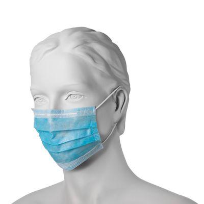 Hygienická maska z netkaného materiálu pre kozmetické salóny a kaderníctva