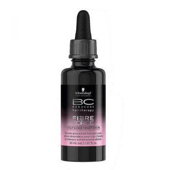 Keratínové sérum na vlasy Bonacure Fibre Force Scalp & Hair Smart Serum 30 ml