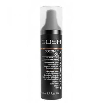 Olej na vlasy Gosh Coconut Oil Moisturizing Hair Oil