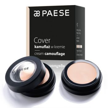 Kamuflážny korektor s krémovou textúrou Paese Cover Cream Camouflage