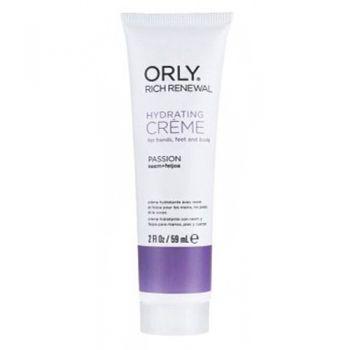 Hydratačný krém na ruky, nohy a telo Orly Rich Renewal Passion Crème