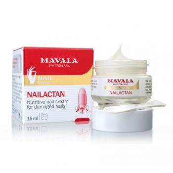 Krém na poškodené nechty Mavala Nailactan