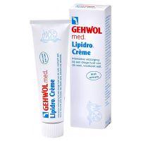 Krém na suchú a citlivú pokožku Lipidro Creme Gehwol