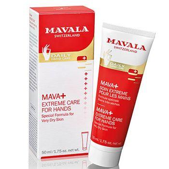 Krém na suchú pokožku rúk Mavala Mava+ Hand Cream Extreme Care