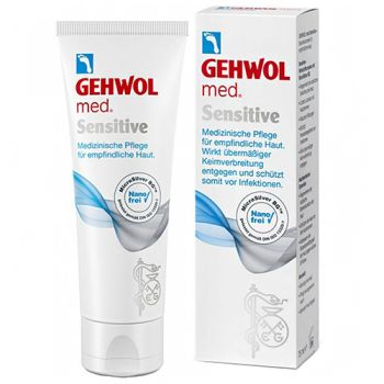 Krém na citlivú pokožku noh Sensitive Cream Gehwol