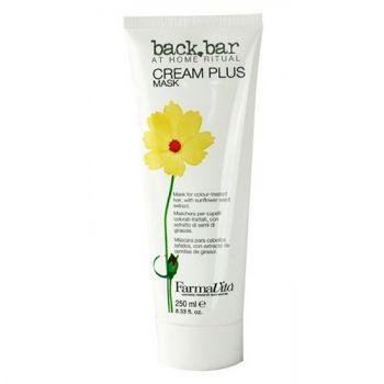 Jemná krém-maska pre farebné vlasy Cream Plus Mask BACK BAR 250 ml