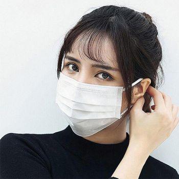 Ochranné bavlnené rúško na tvar
