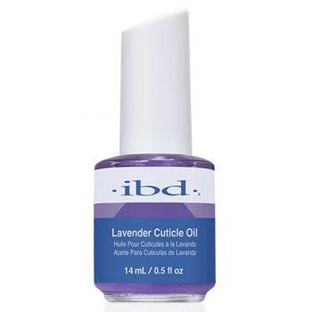 Olejček na kožičku okolo nechtov Ibd Cuticle Oil Lavender 14 ml