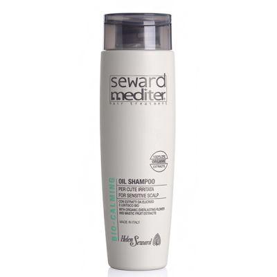 Profesionálny šampón-olej s upokojujúcim účinkom