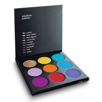 Paleta očných tieňov Paese Rainbow Palette