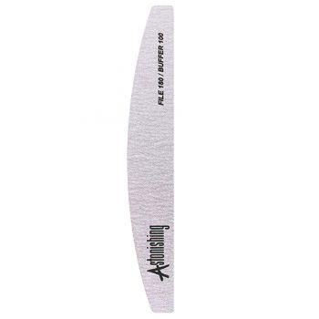 Pilník buffer na nechty 100/180 Astonishing Nails Buffer Combo File
