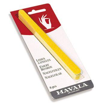 Pilníky na manikúru Mavala Emery Boards