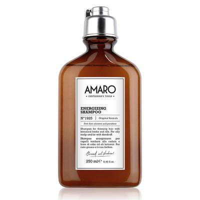 Šampón AMARO na posilnenie riedených vlasov