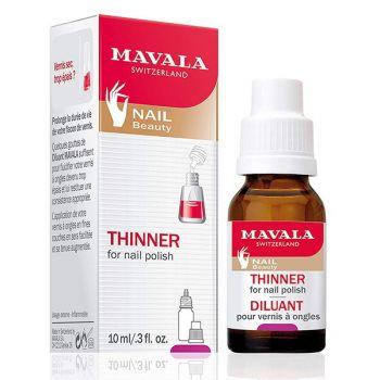 Prípravok na zriedenie laku Mavala Thinner