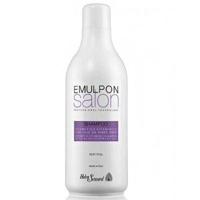 Vitamínový šampón z olejom z čiernych ríbezlí pre farbené vlasy