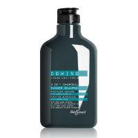 Šampón na vlasy a telo 3v1 Domino Charcoal Shower Shampoo Helen Seward