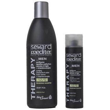 Čistiaci šampón proti lupinám Helen Seward MEN Removing Shampoo 12/S