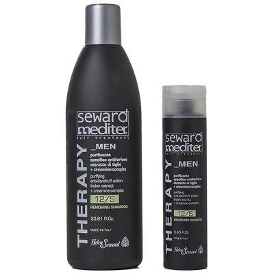Pánsky šampón proti lupinám