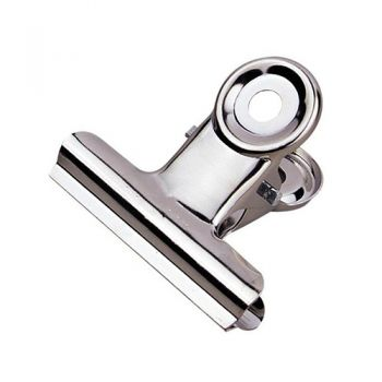 Pinčovacia kovová svorka na modelovanie nechtov PS-1