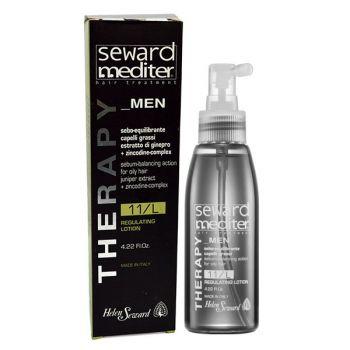 Tonikum na mastné vlasy Helen Seward Therapy MEN Regulating Lotion 11/L