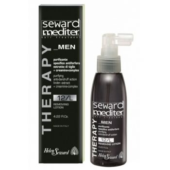 Čistiaci tonikum proti lupinám Helen Seward Therapy MEN Removing Lotion 12/L