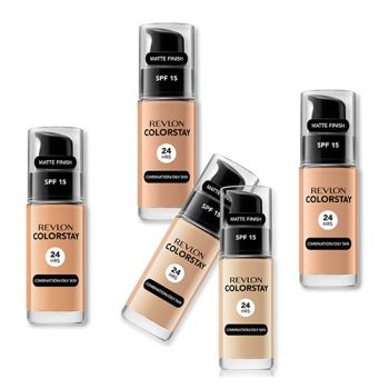Tónovací krém Revlon ColorStay Foundation For Combination/Oily Skin SPF 15