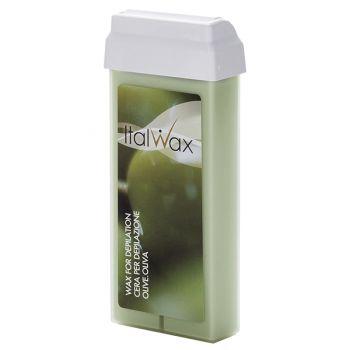 Vosk na depiláciu Oliva Italwax 100 ml.