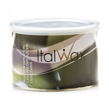 Vosk na depiláciu Oliva Italwax 400 ml